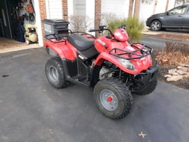 2007 Arctic Cat 250 ATV