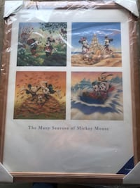 The Many Seasons of Mickey Mouse  Ocean Springs, 39564