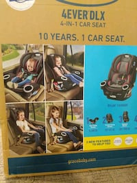 Brand New Graco 4 in 1 Car seat
