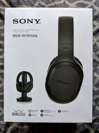 Sony Headphones Richmond Hill, L4C 8A9