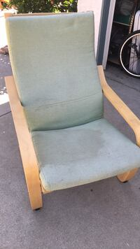 Ikea Chair. Pad needs to be cleaned otherwise in goid condition Los Angeles, 91040