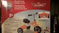Brand New Disney Planes folding Tricycle Toronto