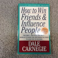 How To Win Friends & Influence People by Dale Carnegie Surrey, V3S 7S3