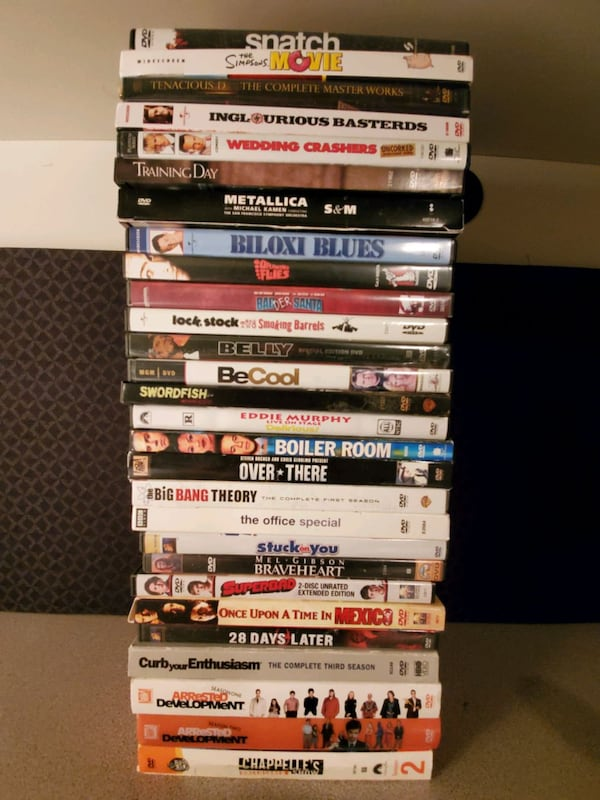 Used Dvd Lot 29 Items For Sale In Nicholasville Letgo
