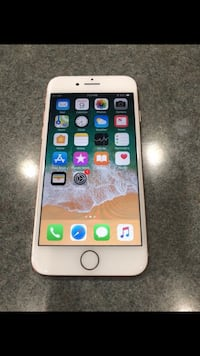 White iPhone 8  Spring, 77373