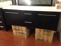 60in dual sink vanity cabinet Richmond, V7A 0A4