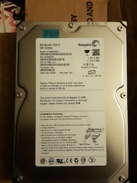 Seagate barracuda 7200.8 200gb hard drive 3.5 Bladensburg, 20710