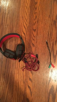 Pc headphones with adapter Coeur d'Alene, 83815