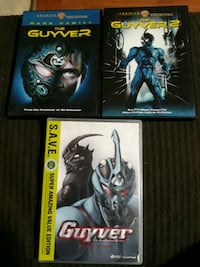 Guyver collection Corvallis, 97333