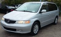 2001 Honda Odyssey 7 seats Fully Inspected - Ready to drive Edmonton