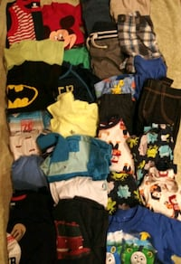 Boys 2t clothes* all for 60 291 mi