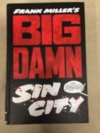 Big Damn Sin City  Dollard-des-Ormeaux, H9B 2E4