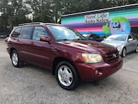 Toyota Highlander 2004 Charleston