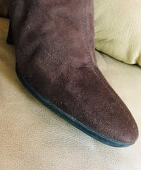 Nina faux suede 81/2-9 stretch boots Silver Spring, 20904