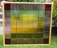 Negotiable...Stained Glass Surrey