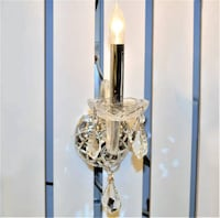 Astoria Grand Doggett Wall Light Candle▐ Retail: $335 Mississauga