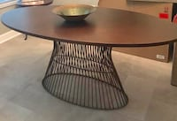 Mercer Oval Dining Table(see details⬇) 811 mi