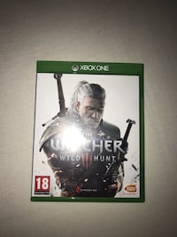 The witcher 3 Xbox one Oslo, 0155