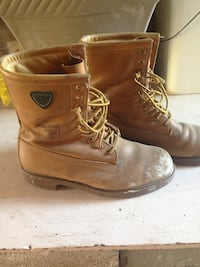 Men's size 7 Tufmac insulated steel toe boots  Toronto, M8Z 3Z7