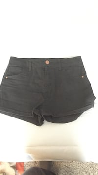 women's black shorts Cameron, 28326