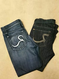 Rock & Republic (sizes 31 and 32)