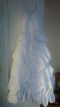 Wedding Dress Size 14 w