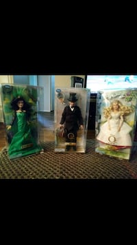 Disneys Film Collection Great & Wonderful Oz Dolls