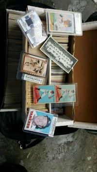 Assorted baseball trading card collection West Des Moines