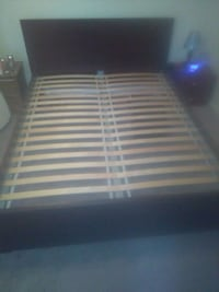 Ashley Furniture queen size bed frame and mattress San Marcos, 78666