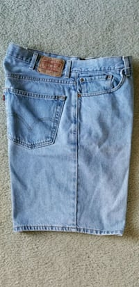 Men Jeans Short  Oak Hill, 20171