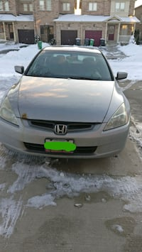 2003 Honda Accord 3.0 EX 5AT w/Leather Brampton