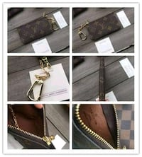Louis Vuitton wallet Cologne