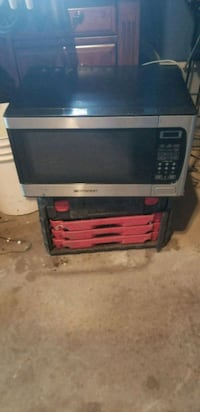 black and gray microwave oven Clarksville, 47129