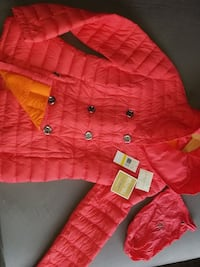 GORGEOUS NEW MICHAEL KORS DOWN JACKET WITH BAG  Brossard
