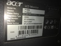 Monitor acer lcd Roma, 00168