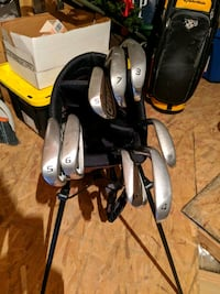 Nike NDS Golf Clubs with Bag Virginia Beach, 23456