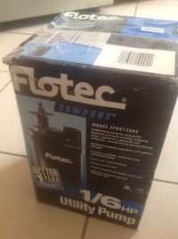 Unused Flotec Pump Baltimore