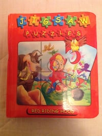 jigsaw puzzles red riding hood