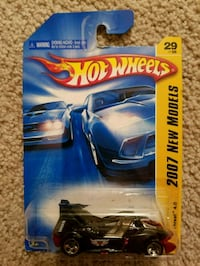 Hot Wheels collectable car Manassas, 20112