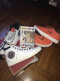 Vans x NASA ( Limited Edition ) 60th Anniversary ( size 10.5 ) New York, 10466