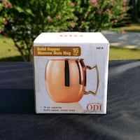 New- Old Dutch Intl-16oz Moscow Mule Copper Mugs  Muskegon, 49442