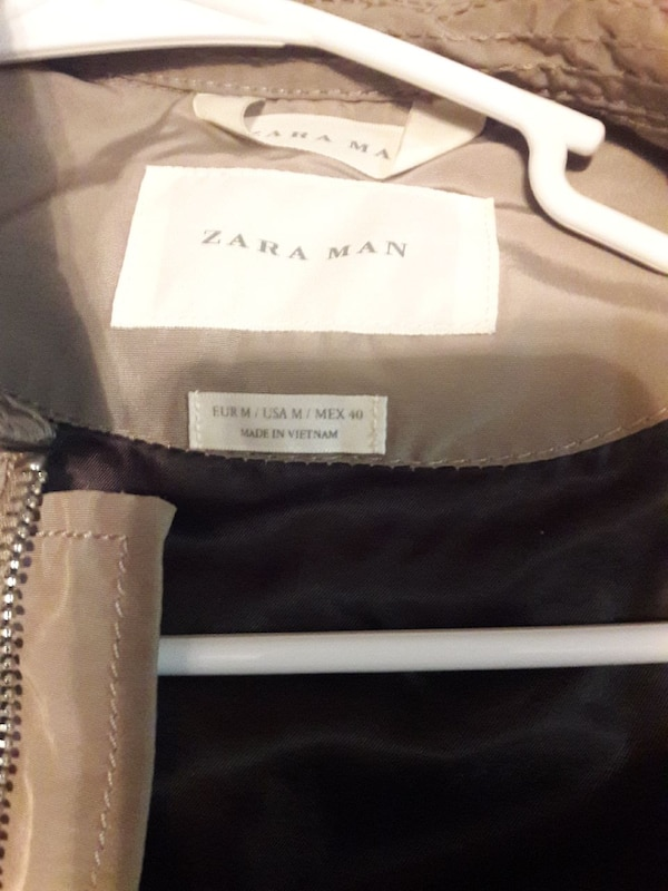 383a0328 Used Zara mens jacket size medium for sale in Tampa - letgo