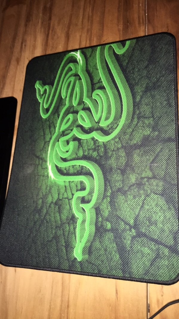 Mouse gaming pad