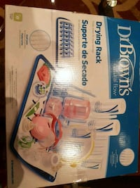 Brand new Dr Brown's drying rack  Pickering