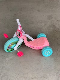 Mini mouse tricycle
