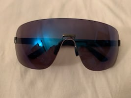 Gucci Shield Style Sunglasses