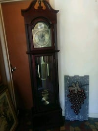 Tempus Fugit 31day chime grandfather clock  Pineville