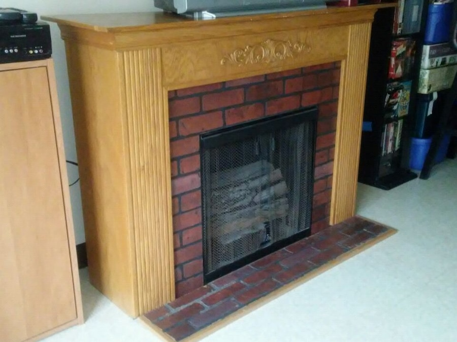 used and new fire place in naperville letgo rh us letgo com