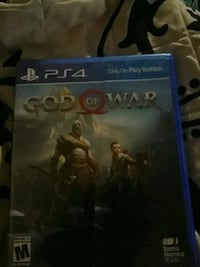 Sony PS4 God of War case Auburn, 98002
