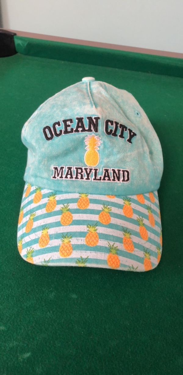 Ocean city Maryland cap  2